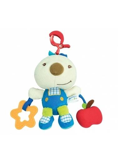Prego Prego Toys CD-ST2014 Haylaz Sincap Renkli
